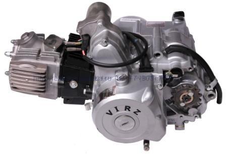 Двигатель в сборе ATV-110 4T, c реверсом