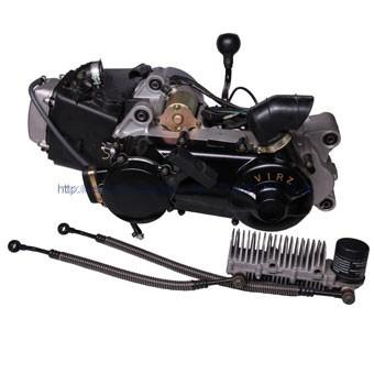 Двигатель в сборе 4Т 150см3 157QMJ (с реверсом) ATV150