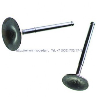Klapany (vpusk./vypusk. komplekt) ATV -150 157QMJ