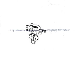 Кран топливный SAGITTA ORSO 200