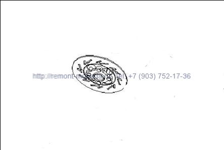 Тормозной диск задний SAGITTA ORSO 200