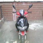 Скутер HUATIAN 125