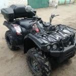 Baltmotors 400EFI