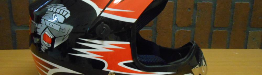 Шлем кросс детский BLD 818