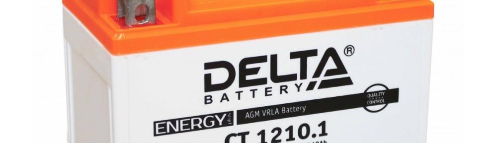 Аккумулятор Delta СT 1210.1 (12V 10AH) 150*87*93