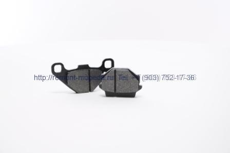 Тормозные колодки задние Sagitta Orso-200