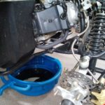 Техобслуживание квадроцикла Irbis 150 LUX