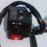 Блок управления (левый) тип 8