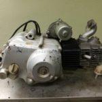 Двигатель 4Т 80 куб.см б.у