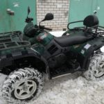 Квадроцикл CFMOT