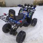 Квадроцикл ATV 125 с пробегом