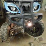 Ремонт ATV 150
