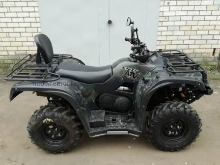Квадроцикл Stels 450 Hisun
