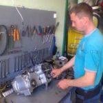 Ремонт двигателя Sagitta Orso 200