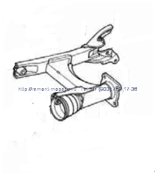 Маятник ATV-110 (карданный привод)